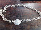 """16"""" Silver Fashion Bracelet 925 Silver 51.2g"""